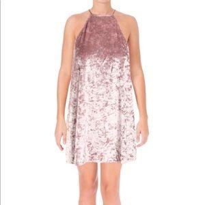 Show Me Your Mumu Gomez Pink Velvet dress 💓🌸💀